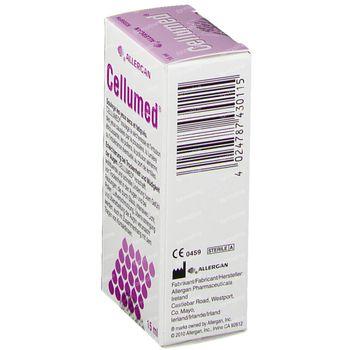 Cellumed Gutt Yeux 15 ml
