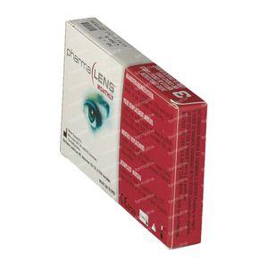PharmaLens Lentilles (mois) (Dioptrie -5.75) 3 lentilles