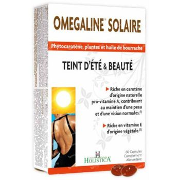 Omegaline Solaire 60 capsules