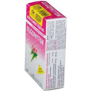 Oligophytum cu-au-ag Bioholistic 300 tabletten