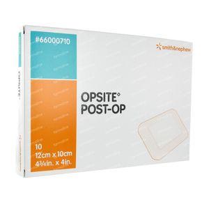 Opsite Post-Op 12 x 10cm 66000710 10 stuks