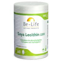 Be-Life Lecithine 1200Mg 60  kapseln