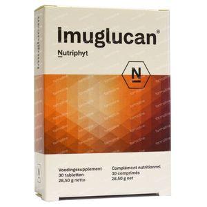 Imuglucan 250mg 30  tabletten