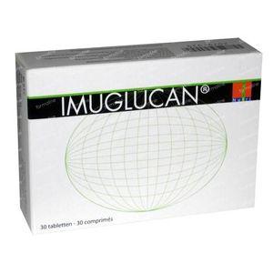 Imuglucan 250mg 30 St Comprimidos