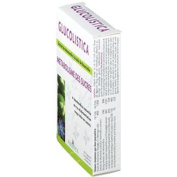 Glucolistica Bioholistic 40 capsules