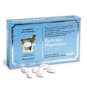 Pharma Nord BioActive Magnésium 60 comprimés