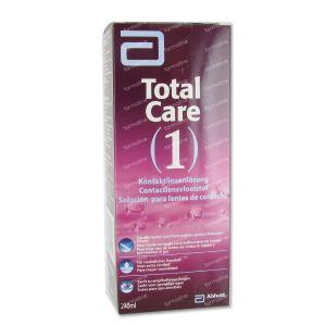 Totalcare 1 all in one lenzenvloeistof 240 ml