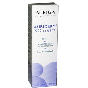 Auriderm XO Vitamines K 30 ml crème
