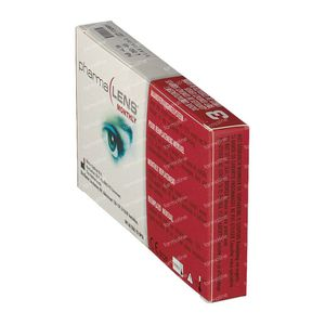 PharmaLens Maandlenzen +4.50 3 lenzen