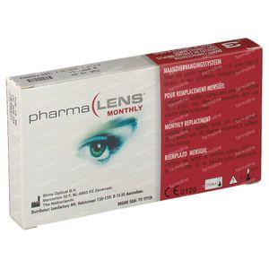 PharmaLens Maandlenzen +5.00 3 lenzen