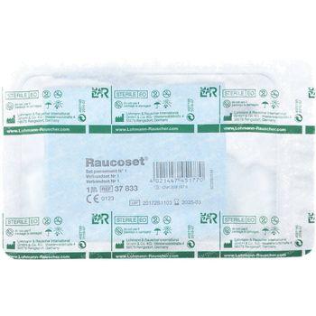 Raucoset Verbandset N1 37833 1 st