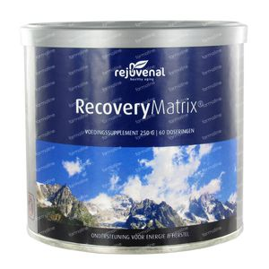 Recoverymatrix 250 g powder