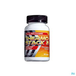 Maximize Thermo Stack 2 60 capsules