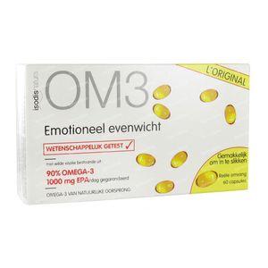 OM3 Emotional Balance 60 capsules