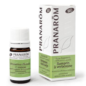 Pranarôm Huile Essentielle Romarin à Verbenone Bio 5 ml