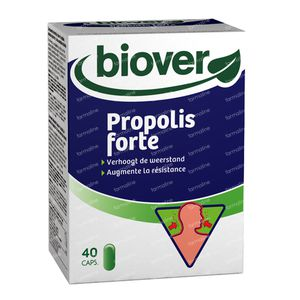 Biover Propolis Forte 40 St Capsule