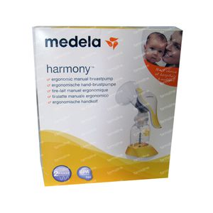 Medela Harmony Extractor Manual 1 pieza