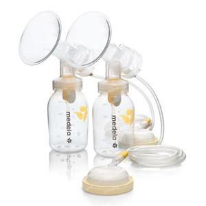 Medela Double Breastpump Set: for use with Symphony 800-0560 breastpump 2 pieces