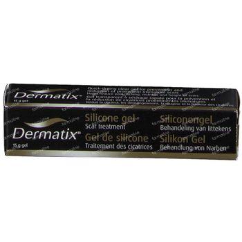 Dermatix Siliconen Gel 15 g