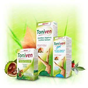 Ortis Toniven Light Legs Drinkable Solution 250 ml