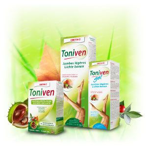 Ortis Toniven Light Legs Drinkable Solution 250 ml