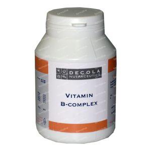 Decola Naudivite Vitamin B Complex 200 St Cápsulas