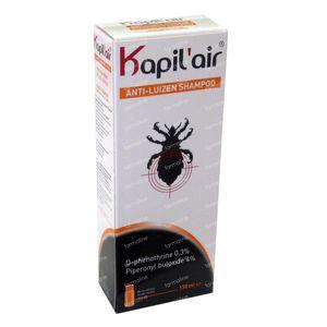 Belgium Kapil'Air Shampoo Anti-Lice 150 ml