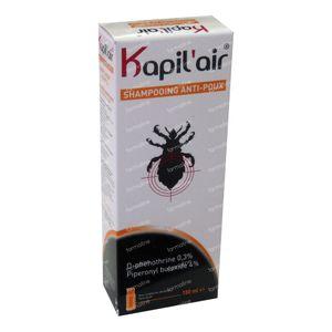 Belgium Kapil'Air Shampoo Anti-Poux 150 ml