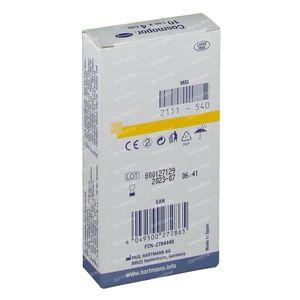 Cosmopor Strip 10 x 4 cm 10 pièces