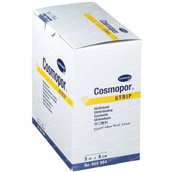 Cosmopor Strip 5 m x 6 cm 1 stuk