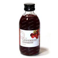 Revogan Cranberrysiroop 200 ml siroop