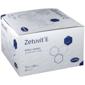 Hartmann Zetuvit E 10 x 20cm 413861 50 pièces