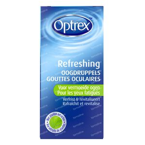 Optrex Gouttes Oculaires Refreshing 10 ml