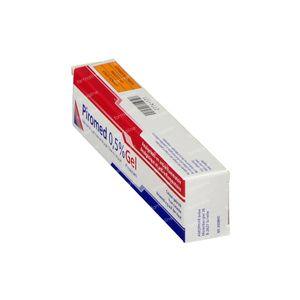 Piromed 0.5% 50 g gel