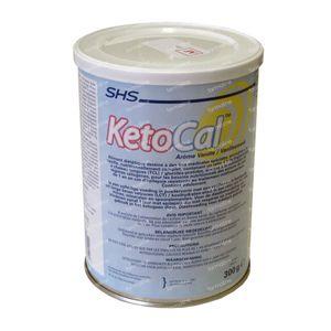 Ketocal 4.1 Vanille 300 g Polvere