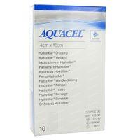 Aquacel Bandage Hydrofiber 10cm x 4cm 10 st