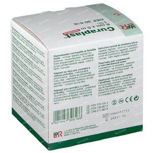 Curaplast Sensitive 8cm x 5m 30618 1 pièce