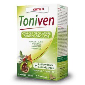 Ortis Toniven 440mg 72 St Comprimidos