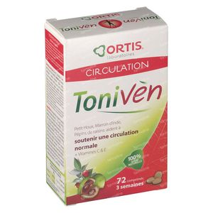 Ortis Toniven 440mg 72 St comprimidos