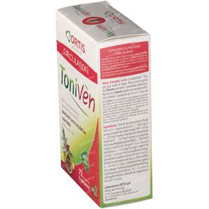 Ortis Toniven 440mg 72  compresse