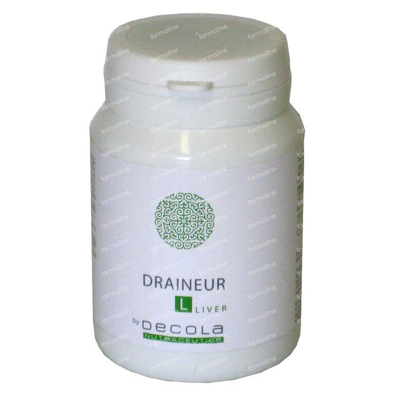 Decola Draineur Gel L 60 capsules commander ici en ligne