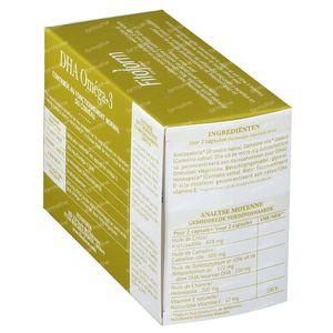 Omega 3 DHA Vegetal 60 capsules