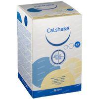Calshake Vanille 90 g x 7  zakjes