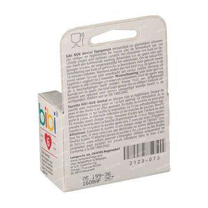 Bibi Pacifier Pop Dental Blue 6M 04 1 item