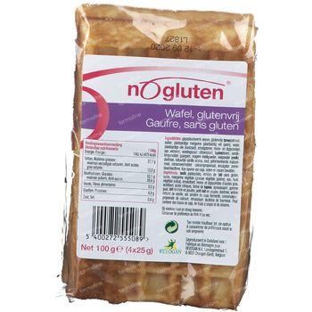 NoGluten Gaufre Soft Sans Gluten 100 g