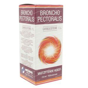 Broncho Pectoralis Carbocysteïne 250 ml siroop