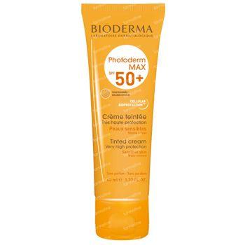 Bioderma Photoderm Max Getinte Crème SPF 50+ 40 ml