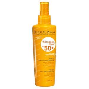 Bioderma Photoderm Max Spray SPF50+ 200 ml spray