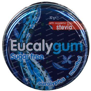 Eucalygum Gommetjes Zonder Suiker 35 g