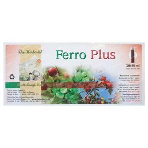 Herborist Ferro Plus 10 ml